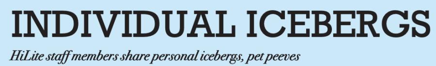 Individual Icebergs